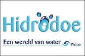 Hidrodoe, een wereld van water.