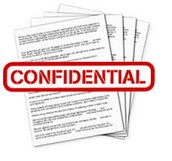 confidential and
