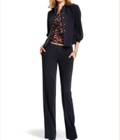 Abott Jacket, 9 to 5 Blouse, Keaton Trouser