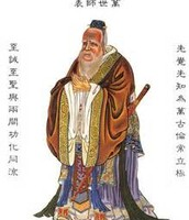 Some view Confucius as a God others as a man