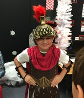 Alex as Alexander the Great
