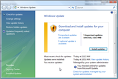 Microsoft updates - ugh!
