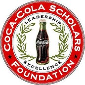 Coca-Cola Scholars Foundation - $20,000