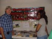 FFA Members Attend County Fair