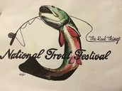 Kalkaska's Annual National Trout Festival