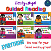 Bookroom for Guided Readers