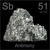 Antimony!