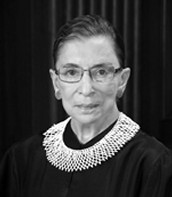 Ruth Bader Ginsburg, Associate Justice