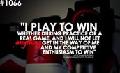 Do it in practices and you will do it better in a games