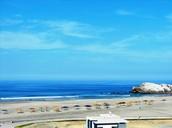 La vista de Cerro Azul