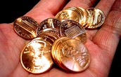 Powerful pennies