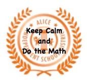 AISD has a Facebook Page for Math!