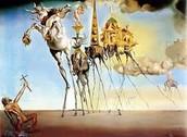 Salvador Dali art.
