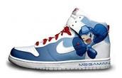 Mega man Nikes