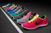 Nice comfy Nikes