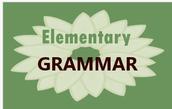 Elementary Grammar Exercise