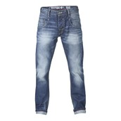 Mens Slim Fit Raven Jean