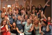 Kansas Collegiate News - Recruitment was a Success!