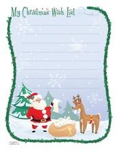 A Wishlist for Santa