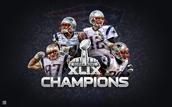 Patriots take the win!