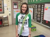 Excellent Job, Mrs. Carson--PBIS Teacher of the Month (December 2015)