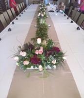 Wedding Head Table Pieces