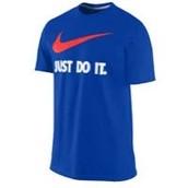"""Nike """"just do it"""" camiseta"""