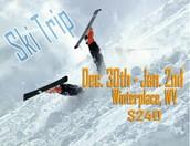 High School Ski Trip