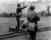 Felix Sparks stopping murders of SS men