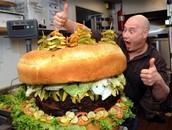 1. ¿Qué comida te gusta cuando tienes mucho hambre?