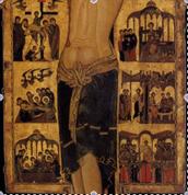 Particolare delle Scene della Passione del Crocifisso n.20