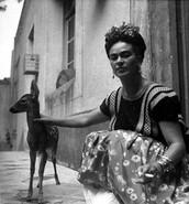Frida y venedito