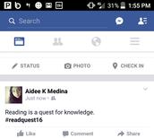 Aidee's Response