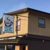 Fish House Coffee!