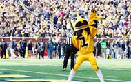 Michigan football mascot
