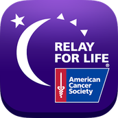 Trabajemos de voluntario al Relais para la Vida o otras eventos.