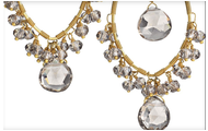 Juliette Gem Drop Earrings