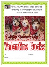 HuskyMart prepares for Valentine's Day!