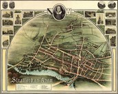 Stratford, Shakespeare's birth town