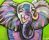 Sassy Elephant
