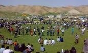 Iran celebrating nature day