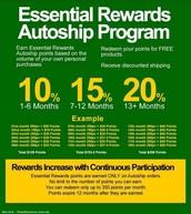 Essential Rewards Program