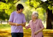 Help the elderly's