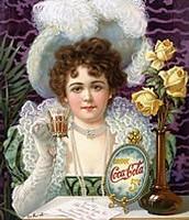 1890's Coca Cola ad