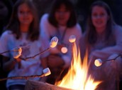Make S'mores with your friends and family