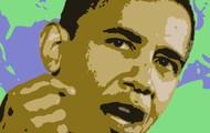 Obama pop art