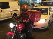 KFC Delivery?
