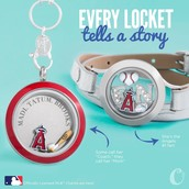 Officially Licensed Major League Baseball Charms!