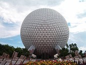 A Geodesic Globe theater