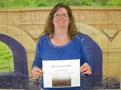 Mrs. Leslie Fuller - April's Honorary Trailblazer